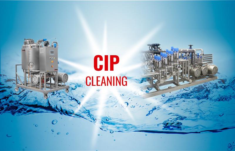 CIP INOXPA: processo de limpeza com maior controlo e eficiência